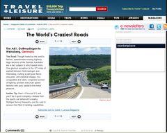 The World's Craziest Roads