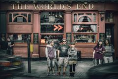 THE WORLD´S END