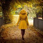 The yellow coat