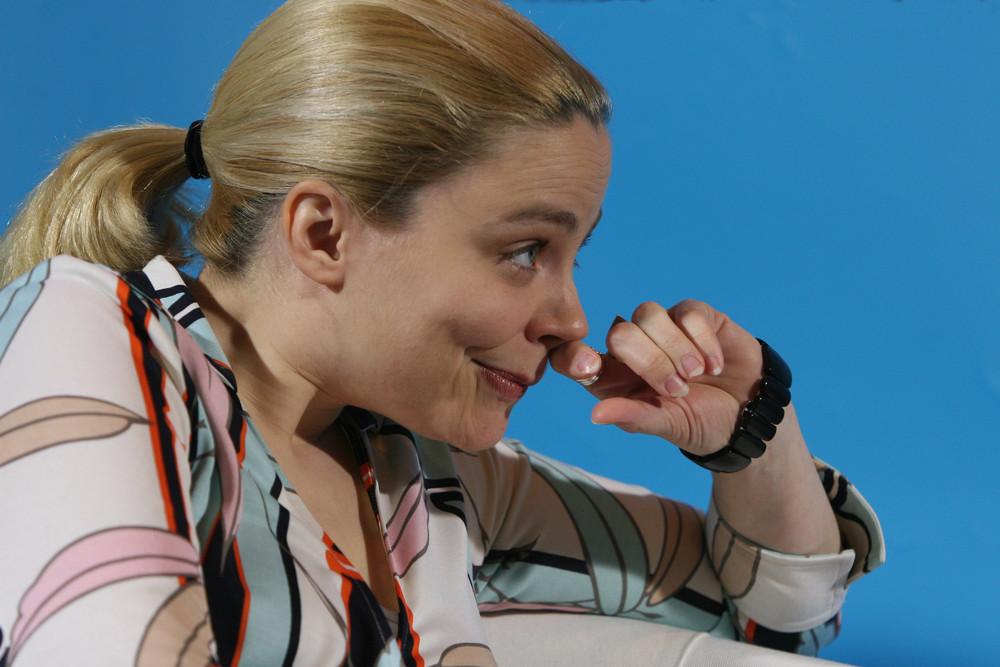 Thea Dorn (Drehbuch-Autorin des Tatort-Krimis vom 8.2.2009)