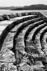 Theater-Formen von Antiphellos