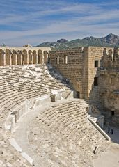 Theater in Aspendos