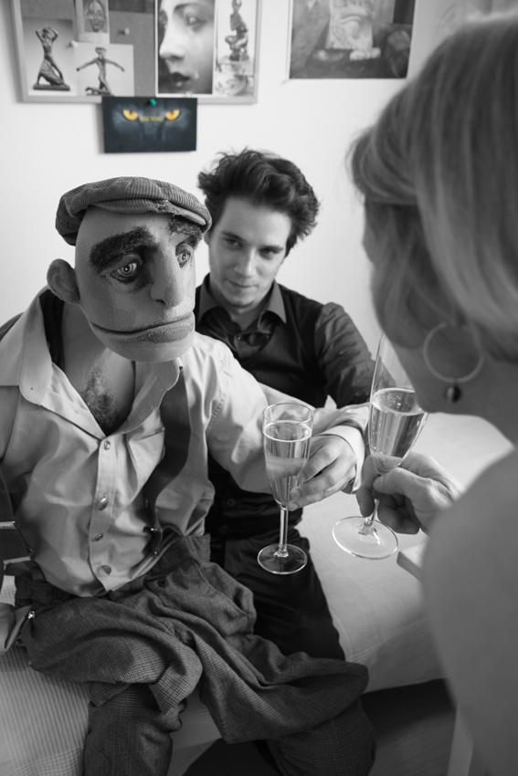 Theater trift Glas-Keramik... (Benno Lehmann)