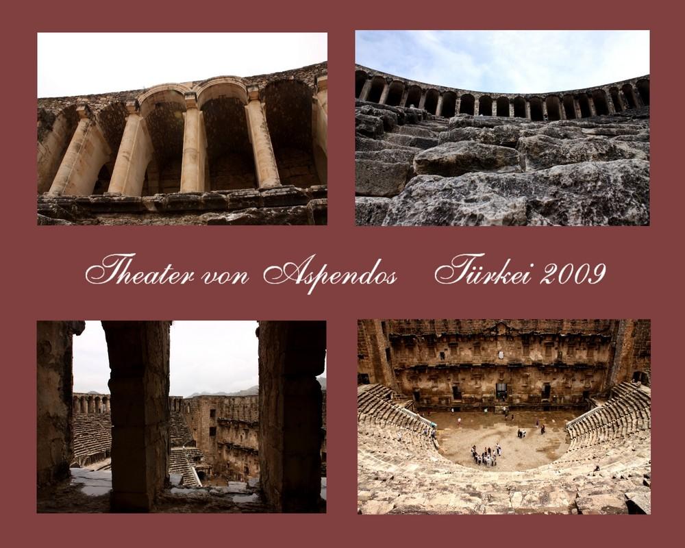 Theater von Aspendos