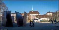 Theater-Vorplatz in Basel