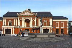 Theaterplatz Klaipeda