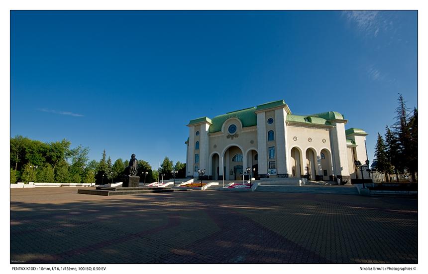 Theatre à Ufa
