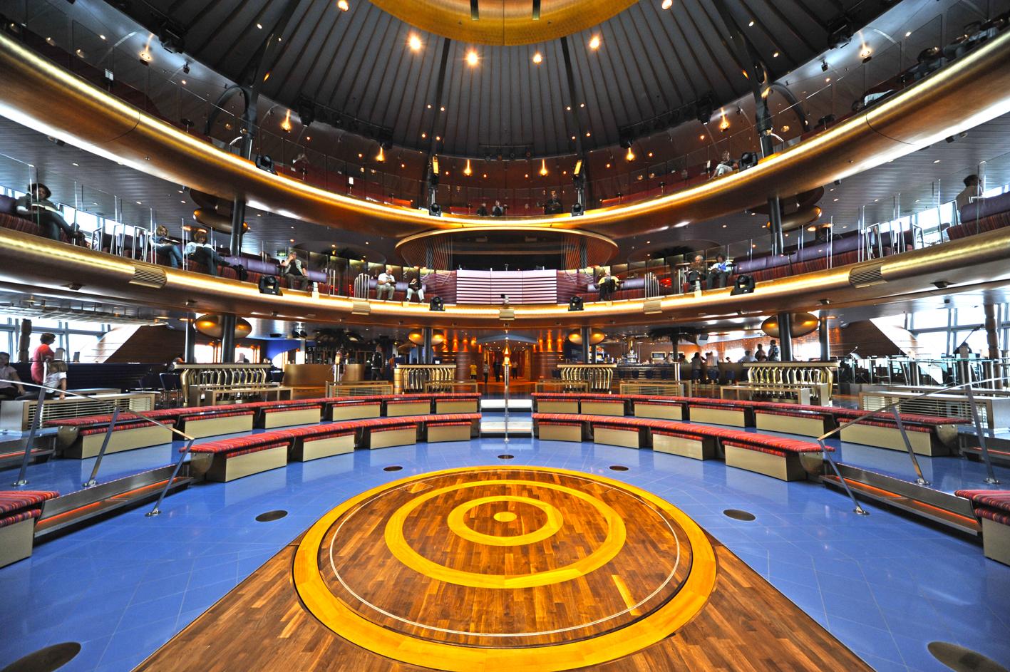 Theatrium Aida - aus Sicht des Künstlers