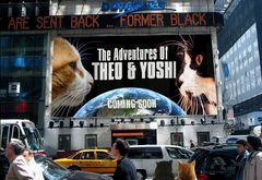Theos und Yoshis Abenteuer ... in New York (2)