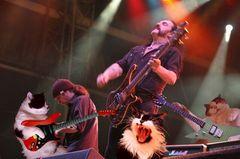 Theos und Yoshis Abenteuer ... live on stage!
