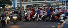 There are Nine Million Motor Bikes in Saigon