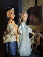 Therese Kellers Puppen leben!