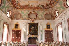 Theresiensaal im Kloster Brevnov