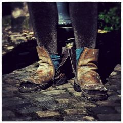 These boots are made for walkin´