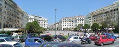 Thessaloniki - Platia-Aristotelous-Panorama