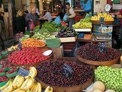 Thessaloniki - Vlali-Markt #1