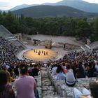 Théâtre antique d'Épidaure: Orestie d'Eschyle / Orestie von Aischylos (2)