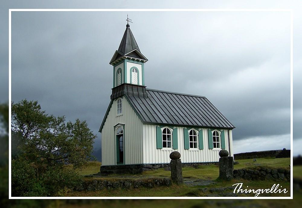 Thingvellir Kirche