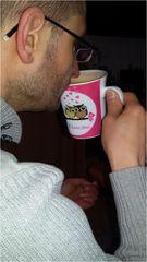 Think pink ;)