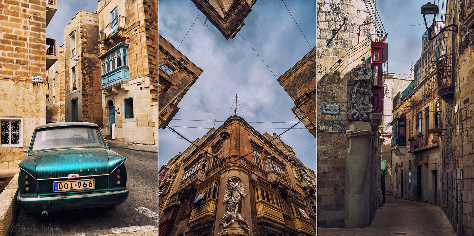 This is Malta ...