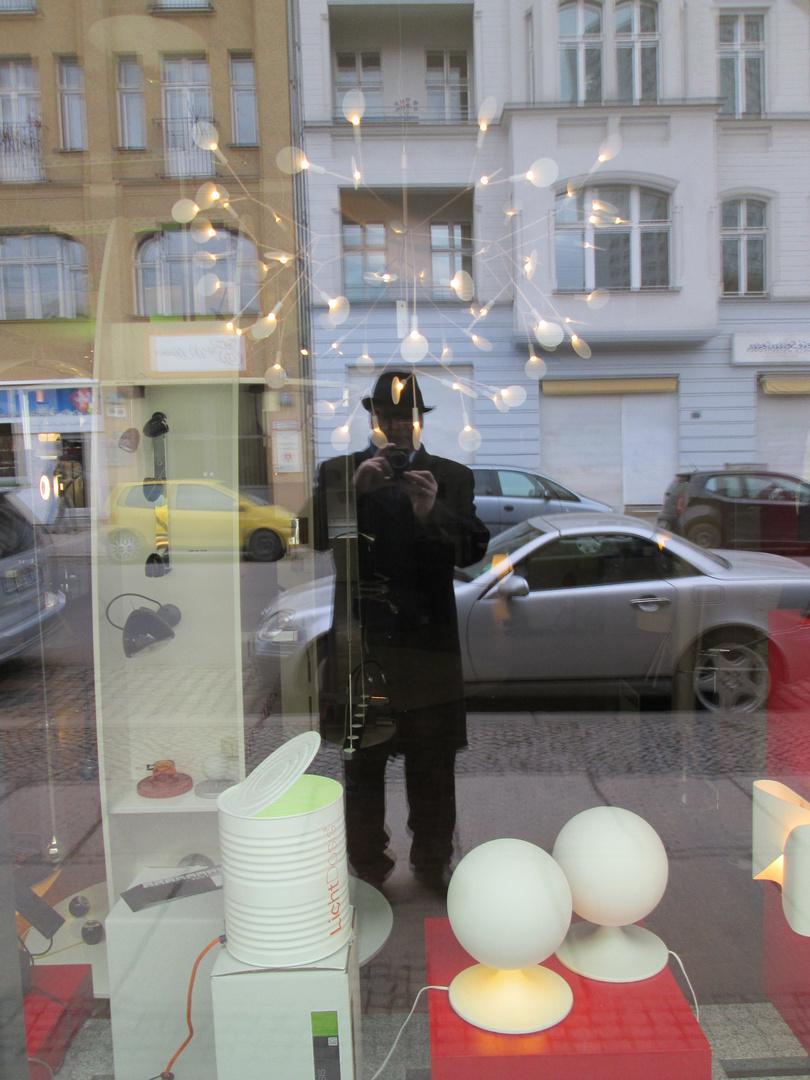 Thomas Ostermontag am Hackeschen Markt