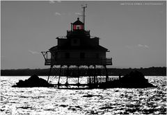 Thomas Point Light, No.5 - A Chesapeake Bay Impression