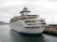 Thomson Destiny in Funchal / Madeira
