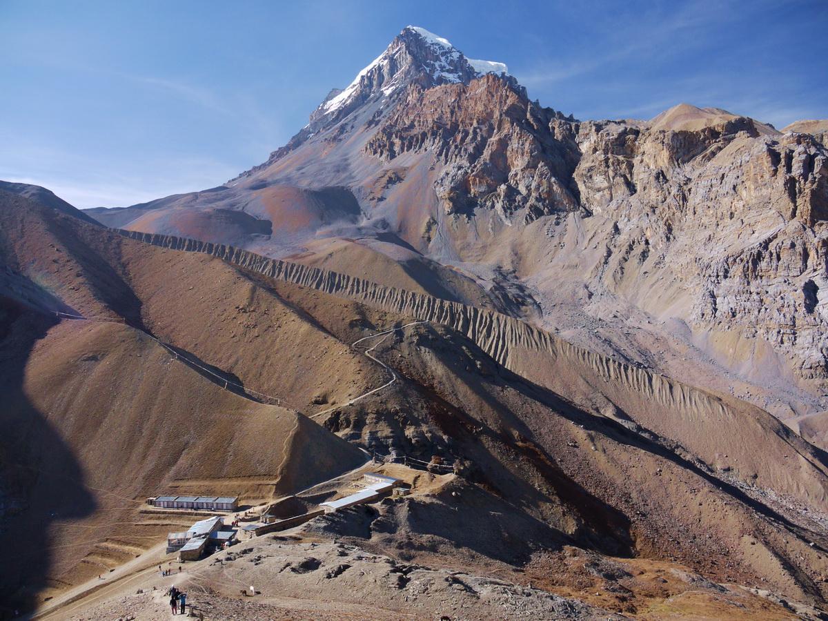 Thorong La High Camp 4900m