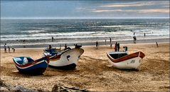 Those were the days in Costa de Caparica