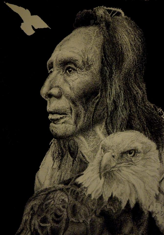 Three Eagles Chief Of The Nez Perce