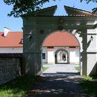 Three Hermitage Gates
