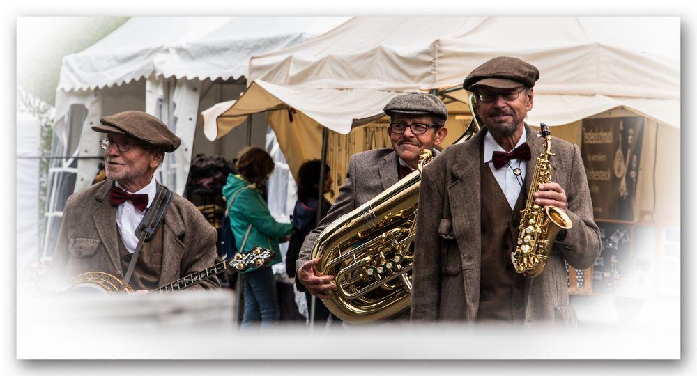 Three Jazzmen