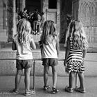 Three lovely little ladies