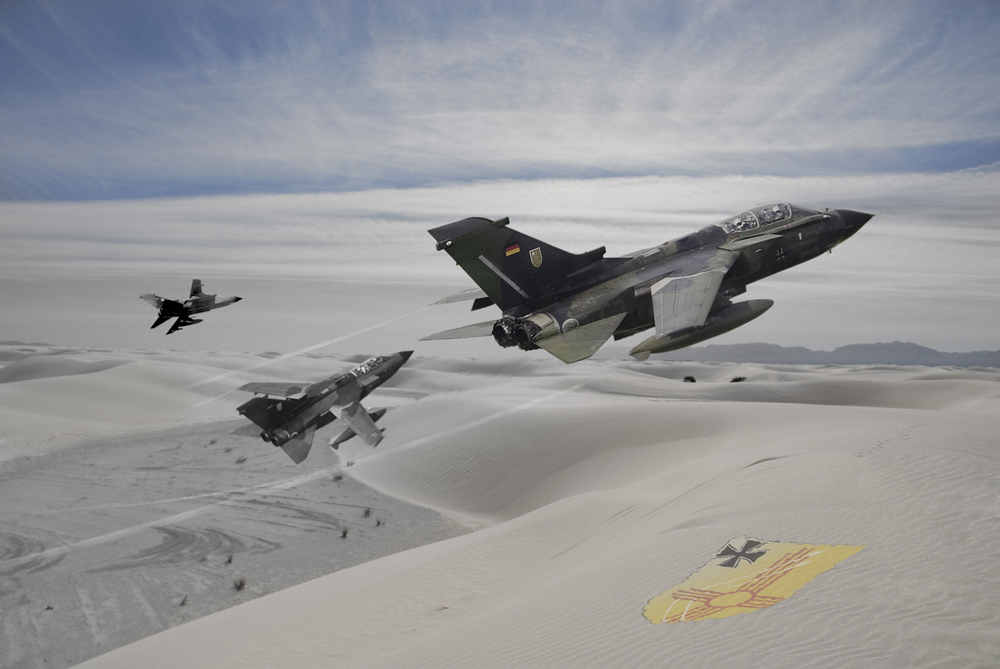 three-ship over white sands