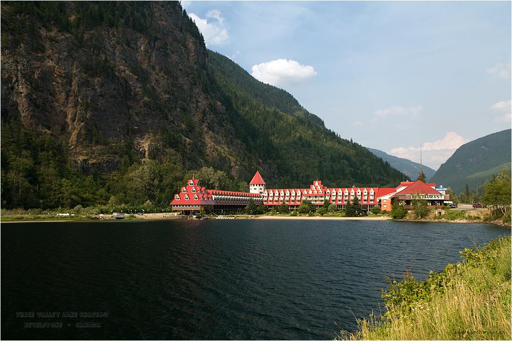 Three Valley Lake Chateau