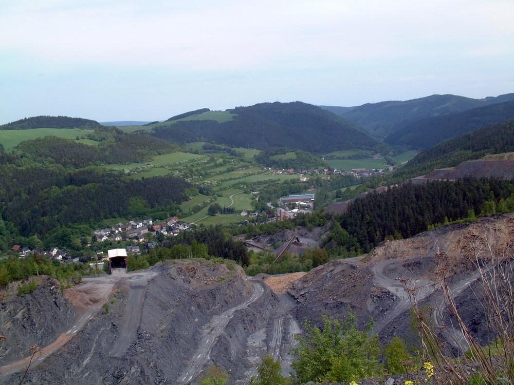 Thür-Schiefergebirge