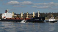Thuleland   -   Frachter