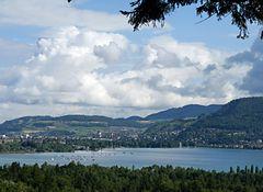 Thun und Thunerhafenbecken