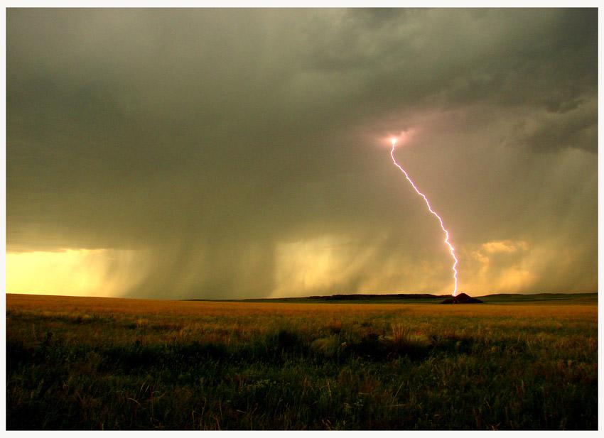 Thunder-storm.