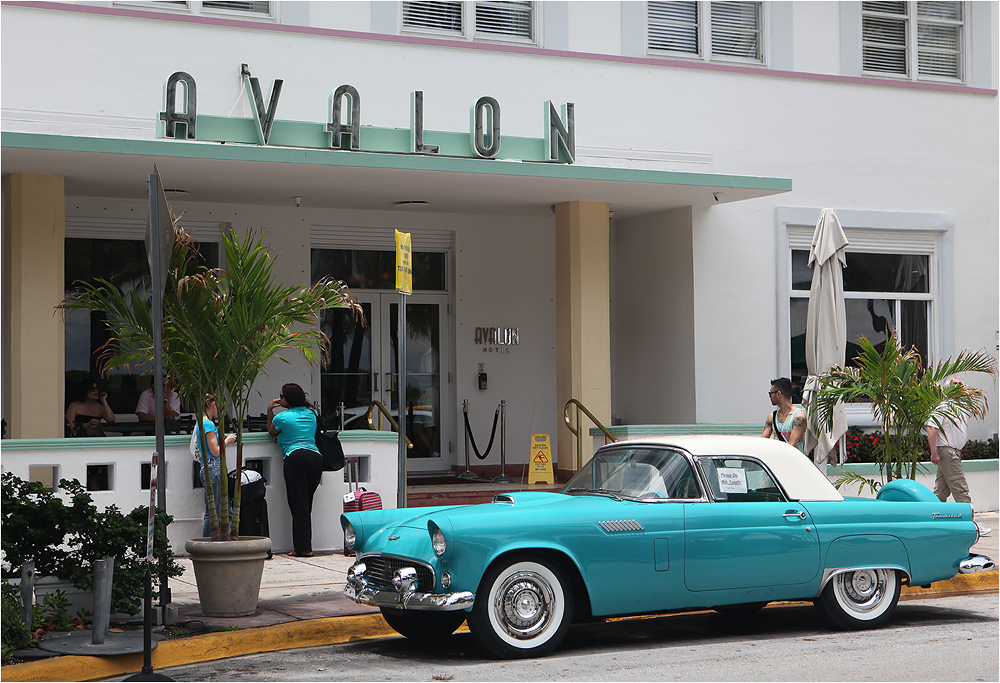 Thunderbird at the Avalon