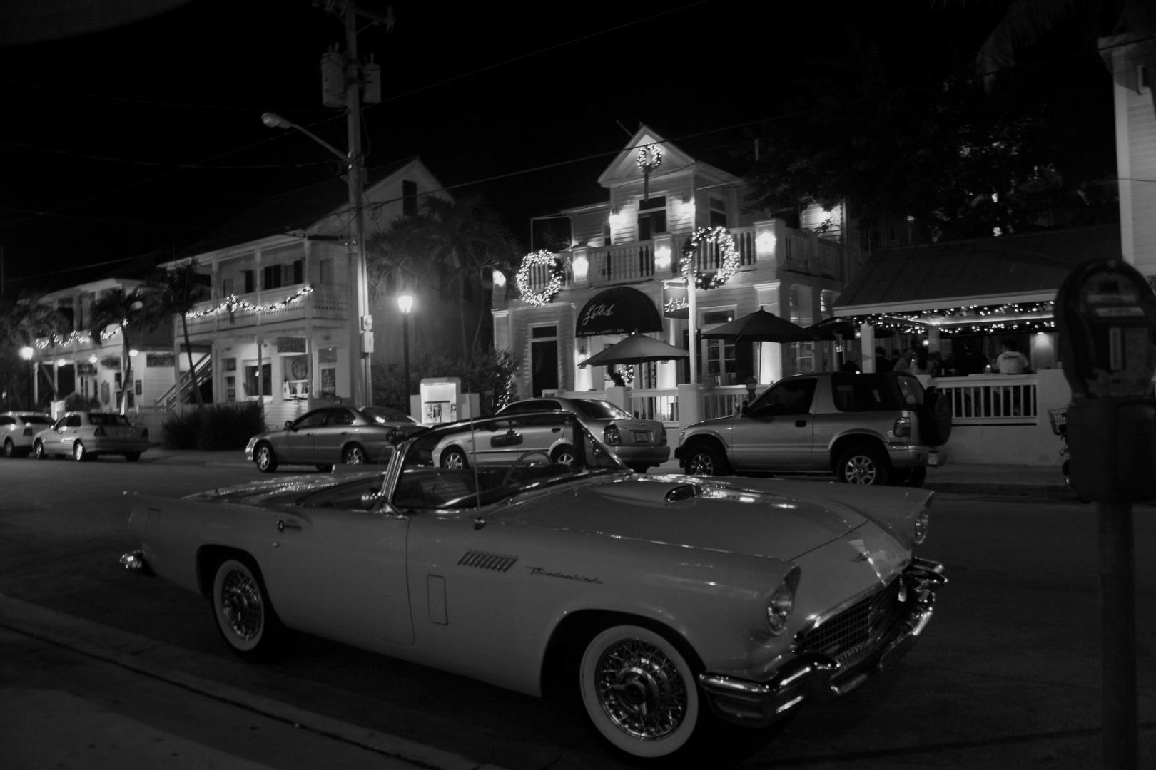 Thunderbird in der Duval Street (Key West)