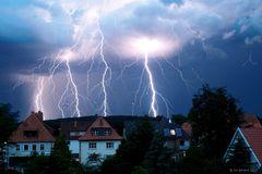 thunderstorm osnabrueck I
