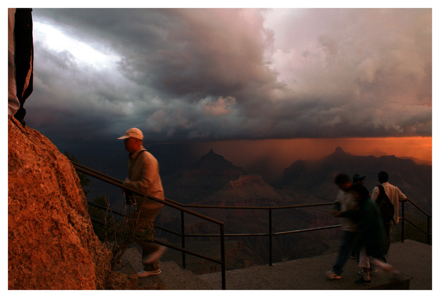 Thunderstorm Sunrise #2