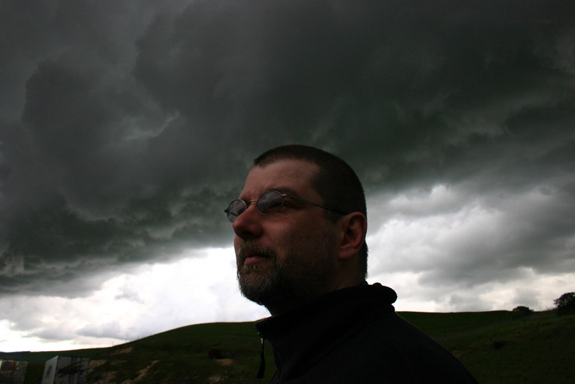 thunderstorm vision