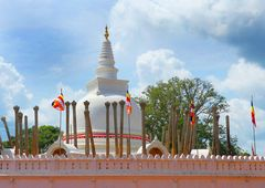 Thuparamaya Tempel