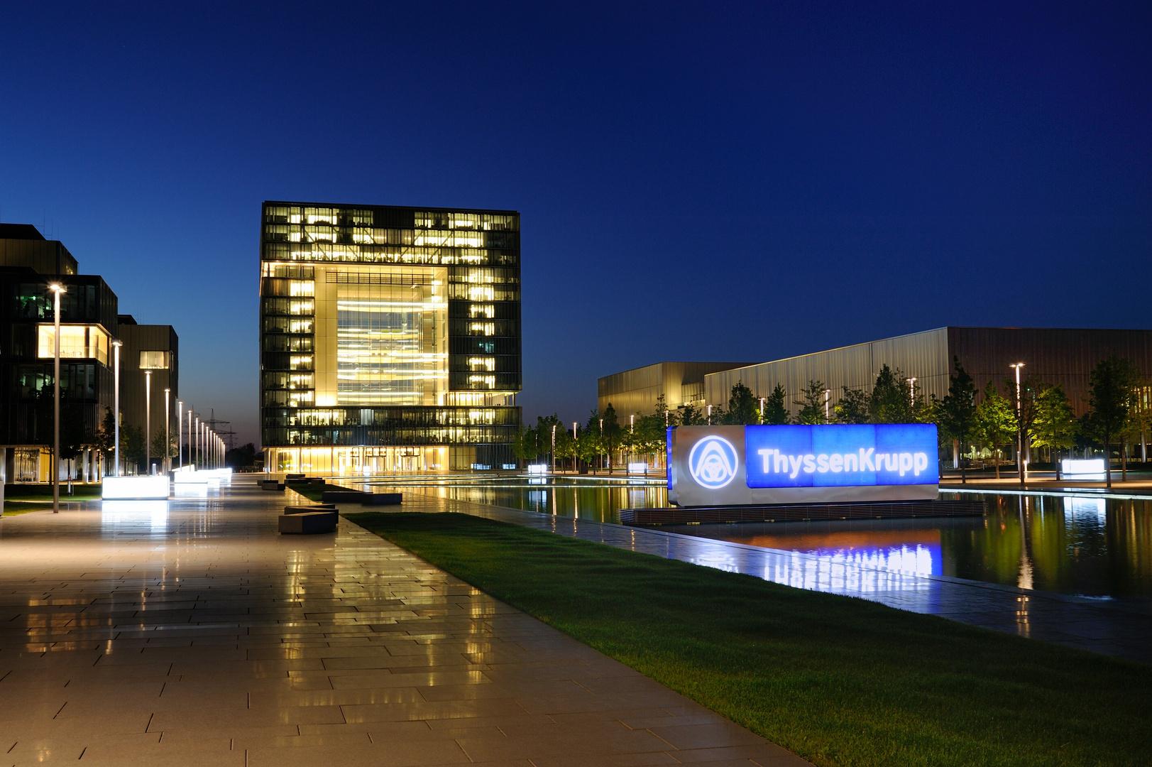Krupp Thyssen