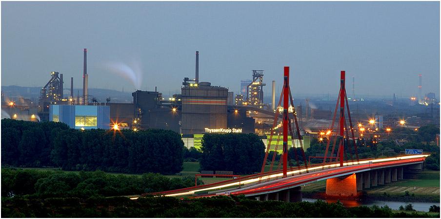 Thyssen Krupp - Duisburg Beek