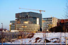 Thyssen Krupp neue Hauptzentrale