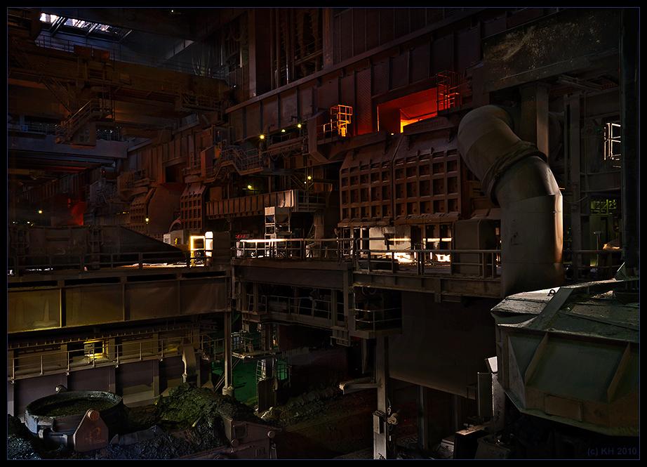 Thyssen Krupp Steel (Reload)
