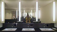 ThyssenKrupp Headquarter, Essen - Waschraum Q2